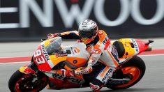 """Márquez reconoce que estaba """"extra motivado para esta carrera"""""""