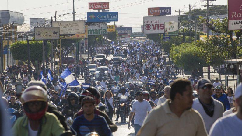 Asamblea Nacional denunciará violaciones DDHH en Nicaragua ante ONU y OEA