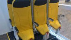 El futuro de los vuelos 'low cost' pasa por viajar 'casi' de pie