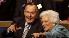 Estados Unidos despide a Barbara Bush en un solemne funeral