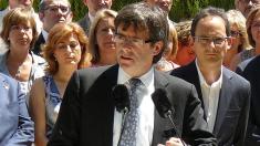"""Fiscal General alemán pide extraditar a Carles Puidgemont, por """"Rebelión"""""""