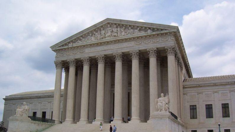 Corte Suprema en Washigton. (Wikimedia)