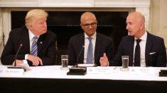Por qué Donald Trump tiene razón sobre Amazon