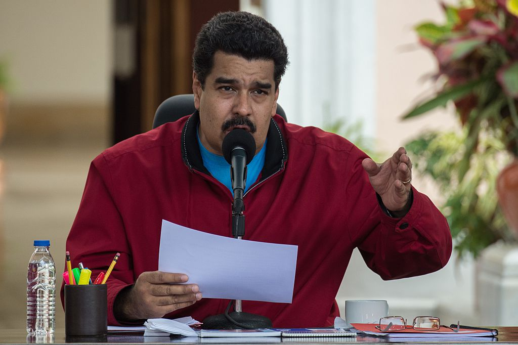 Estados Unidos no reconoce las elecciones de Venezuela ni a Nicolás Maduro como presidente