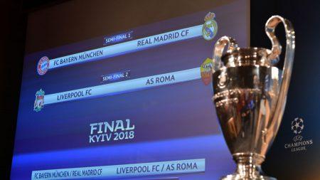 ¡De infarto! Así quedaron las semifinales por la Champions League