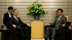 China apresura a ganarse el favor de Japón