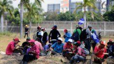Manifiestan en West Miami-Dade en solidaridad con Nicaragua