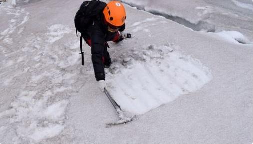Descubren hollín en glaciares de Perú