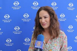 """""""Shen Yun logra la perfección absoluta"""", dice Gloria Calzada al iniciar el tour 2018 en México"""