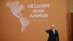 EEUU reitera en la Cumbre de Lima su apoyo a la democracia en Venezuela