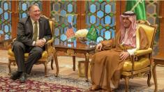 """Mike Pompeo coincide sobre """"influencia maligna de Irán"""", con Israel y Arabia Saudita"""