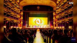 Shen Yun brilla en Florencia, Italia