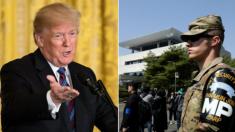 Trump sugiere que su reunión con Kim Jong Un sea en la zona desmilitarizada de Corea
