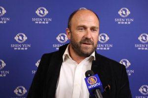Shen Yun es un viaje espiritual que necesitamos, dice doctor