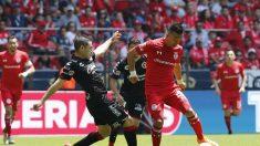 El colombiano Fernando Uribe anota un triplete y mete al Toluca en la final