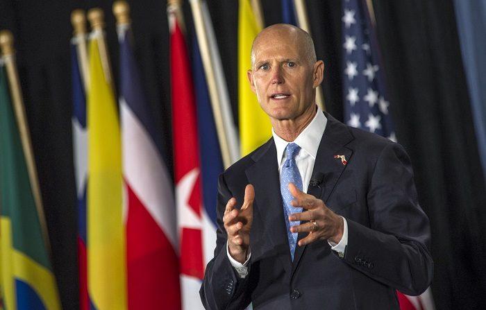 "Florida pide a gobernadores EEUU que actúen contra ""régimen brutal"" de Maduro"