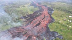 El volcán Kilauea de Hawái vuelve a erupcionar y amenaza suministro eléctrico