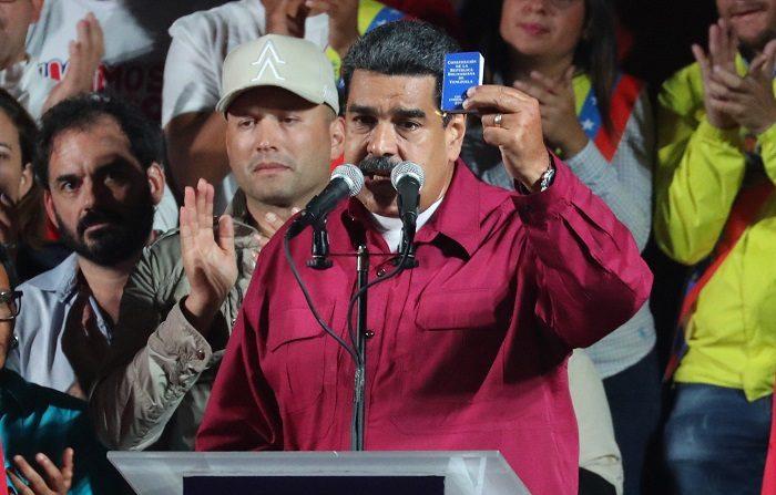 El Gobierno mexicano citó hoy a la embajadora de Venezuela, María Lourdes Urbaneja, para comunicarle que México no reconoce los resultados de las elecciones presidenciales del pasado 20 de mayo en las que el presidente venezolano, Nicolás Maduro, revalidó su cargo. EFE/ARCHIVO