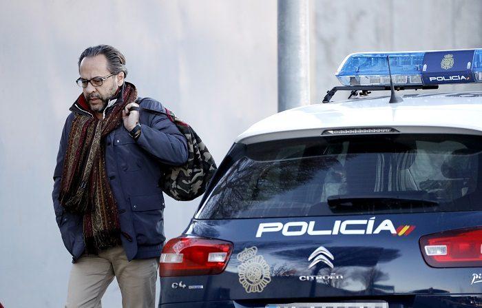 La Audiencia absuelve a El Bigotes y a otros 7 acusados por Gürtel Álvaro Pérez Alonso, El Bigotes, a su llegada a la Audiencia Nacional. EFE/Archivo