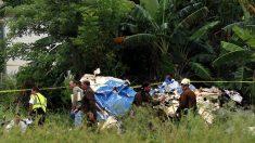 Muere una de las dos sobrevivientes del accidente aéreo de La Habana