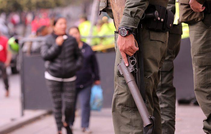 Detienen en Colombia al exjefe de sicarios de Pablo Escobar por extorsión. EFE/Archivo Detienen en Colombia al exjefe de sicarios de Pablo Escobar por extorsión