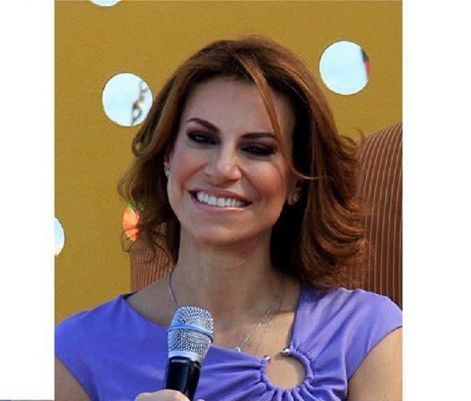 Esposa de exgobernador mexicano desvió recursos por 21,2 millones de dólares Fotografía de archivo cedida, fechada el 5 de enero de 2011, de la esposa del exgobernador del estado de Veracruz (México), Karime Macías. EFE/SOLO USO EDITORIAL
