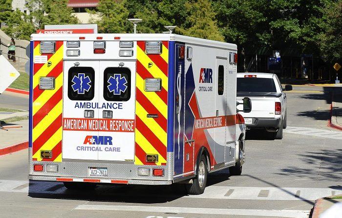 Ocho heridos por explosión en oficina de correos en Kentucky. Ocho personas tuvieron que ser atendidas hoy por los servicios médicos debido a la explosión de un vehículo que se encontraba estacionado en la entrada de una oficina de correos en la localidad de Lexington (Kentucky), informaron fuentes oficiales. EFE/Archivo