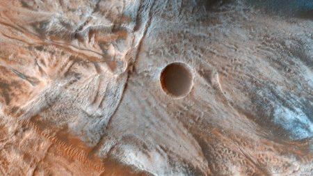 La NASA lanzará desde California sonda para investigar el interior de Marte