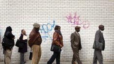 Solicitudes semanales subsidios desempleo EEUU se mantienen cerca de mínimos en 48 años