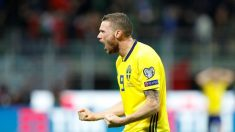 Suecia da a conocer nómina definitiva para el Mundial, con Berg pero sin Zlatan