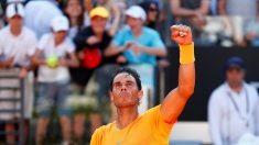 Nadal vence a Djokovic y llega a la final en Roma
