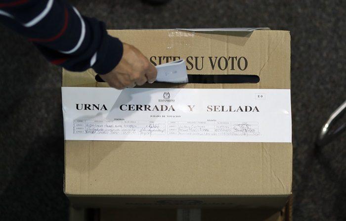 Colombia, polarizada entre la derecha y la izquierda