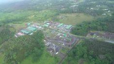 Volcán Kilauea se prepara para una gran explosión: estas son las imágenes aéreas