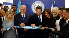 Guatemala abre su embajada en Jerusalén, dos días después que Estados Unidos
