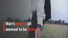 Cuando sus órganos estaban muy mal, su amigo policía le recomienda una práctica que cambia su vida