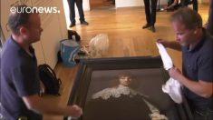 """""""Sabía que era un Rembrandt"""", dice el descubridor del 'Retrato de un hombre joven'"""