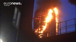 Recordando a las víctimas se inicia pública investigación del incendio de la Torre Grenfell