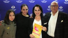 """Shen Yun """"te transporta a lo más sublime que puede haber"""", dice destacada empresaria mexicana"""