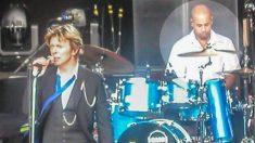 El baterista de David Bowie consumía drogas a diario, hasta que encontró esto y cambió toda su vida
