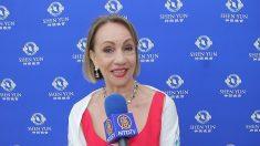"""""""Shen Yun hace una gran labor al traer este espectáculo a países latinos"""", dice escritora mexicana"""