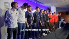 Francia campeón en el primer partido internacional de fútbol electrónico
