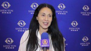 """Shen Yun muestra """"la libertad, la belleza y la perfección"""", dice la actriz mexicana Carmen Delgado"""