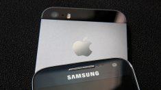 Jurado en EE.UU. ordena a Samsung pagar 539 millones a Apple por patentes