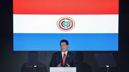 Juez brasileño ordena prisión para el expresidente paraguayo Horacio Cartes
