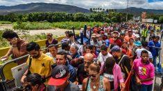 Colombia se ahoga ante tsunami migratorio venezolano