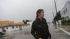 Perturbación tropical se acerca a la Florida