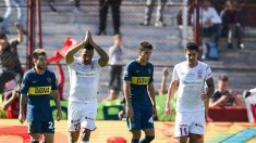 Bicampeón Boca Juniors cierra campaña de liga argentina con un empate y el regreso de Gago