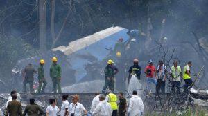 Muere Grettel, la víctima 111 de la tragedia aérea en La Habana