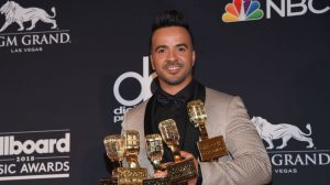 'Despacito' de Luis Fonsi, Ed Sheeran, y Kendrick Lamar triunfan en los premios Billboard