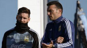 Messi ya está en Argentina para entrenar con la selección de cara al Mundial